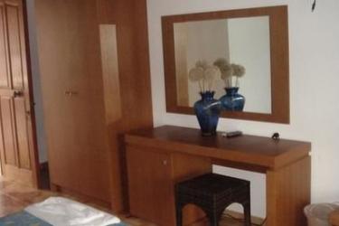 Hotel Terra Mare: Aménagement chambre KEFALONIA
