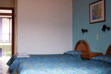 Hotel Terra Mare: Living area KEFALONIA
