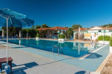 Hotel Terra Mare: Piscine chauffée KEFALONIA