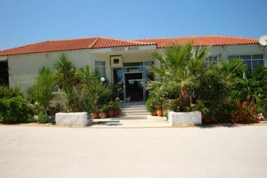 Hotel Terra Mare: Eingang KEFALONIA