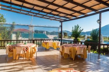 Hotel Terra Mare: Essen KEFALONIA