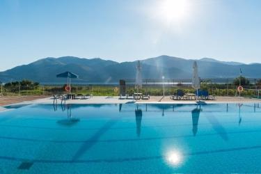 Hotel Terra Mare: Schwimmbad KEFALONIA