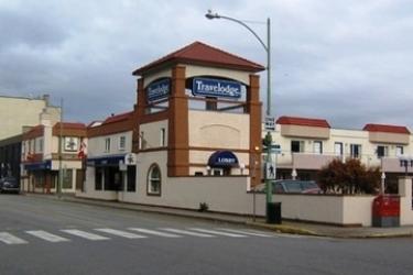 Hotel Zed Kelowna: Esterno KELOWNA