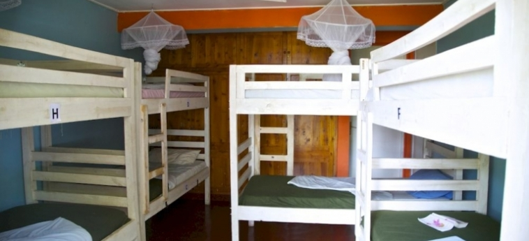 Discover Rwanda Youth Hostel: Apartamento Saraceno KIGALI