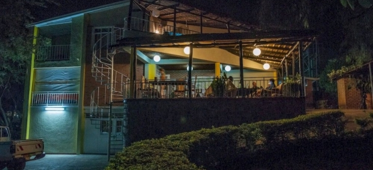 Discover Rwanda Youth Hostel: Apartamento KIGALI