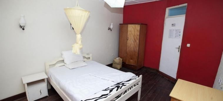 Discover Rwanda Youth Hostel: Sala de Desayuno KIGALI