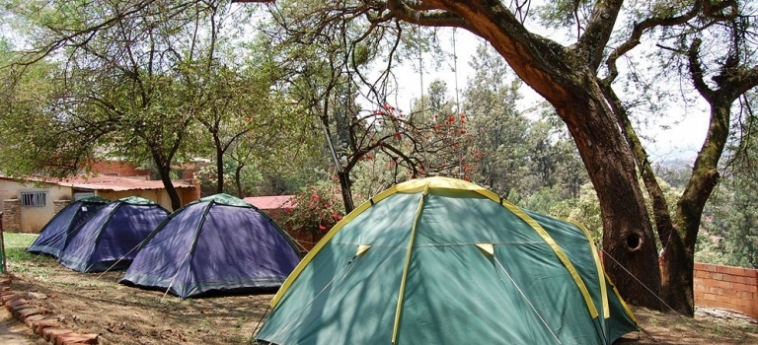 Discover Rwanda Youth Hostel: Appartamento Saturno KIGALI
