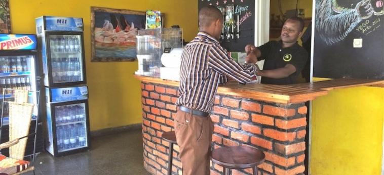 Discover Rwanda Youth Hostel: Camera Junior Suite KIGALI