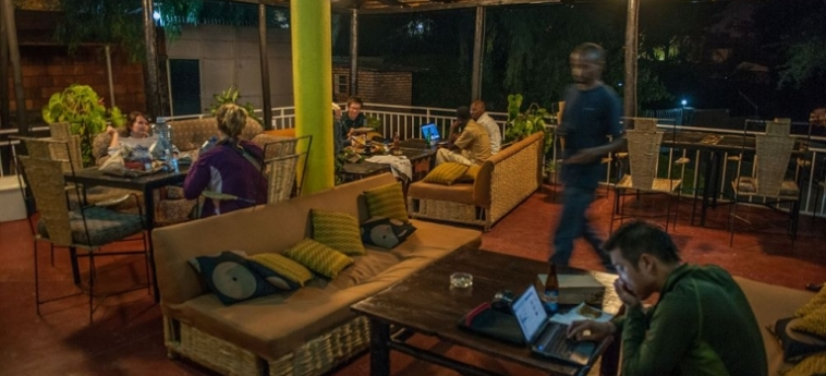 Discover Rwanda Youth Hostel: Sala KIGALI