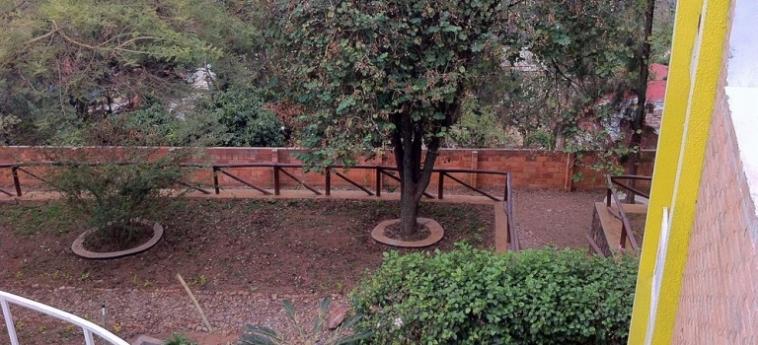 Discover Rwanda Youth Hostel: Amphiteatre KIGALI