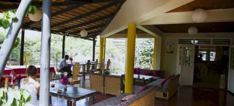 Discover Rwanda Youth Hostel: Carte KIGALI