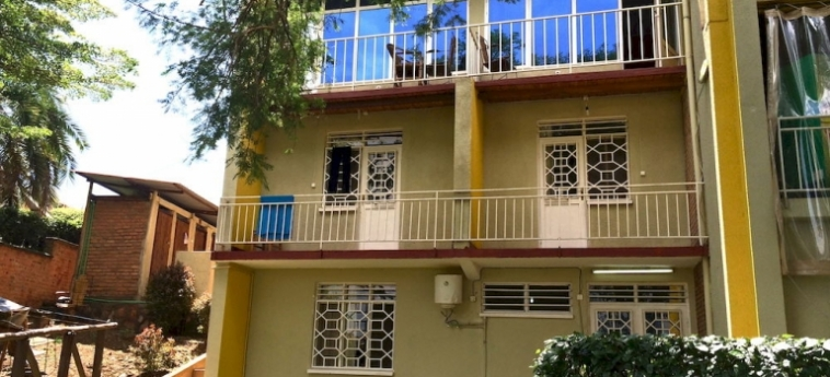 Discover Rwanda Youth Hostel: Chambre Suite KIGALI