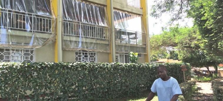 Discover Rwanda Youth Hostel: Champ de Golf KIGALI