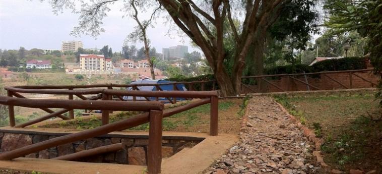 Discover Rwanda Youth Hostel: Junior Suite Deluxe Room KIGALI