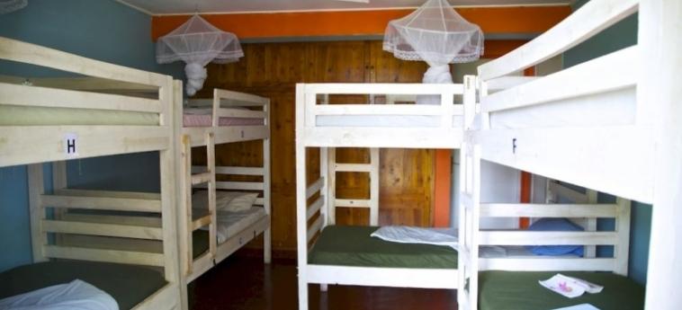 Discover Rwanda Youth Hostel: Appartement Saraceno KIGALI
