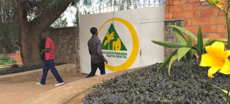 Discover Rwanda Youth Hostel: Executive Zimmer KIGALI