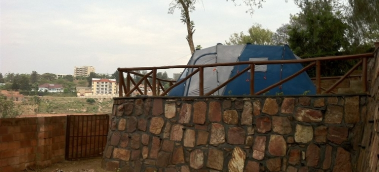 Discover Rwanda Youth Hostel: Wohnung KIGALI