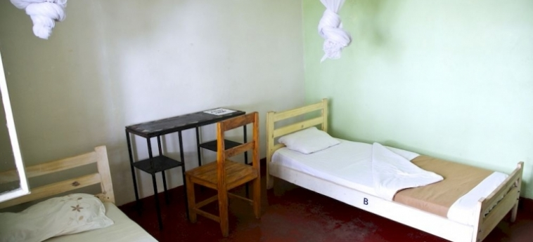 Discover Rwanda Youth Hostel: Recreation Ground KIGALI