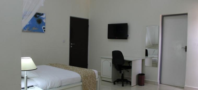 Hotel Hillcrest: Guestroom KIGALI