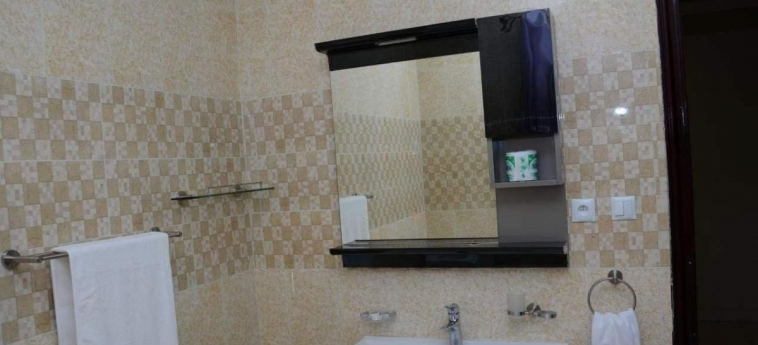 Grazia Apartments: Bagno KIGALI