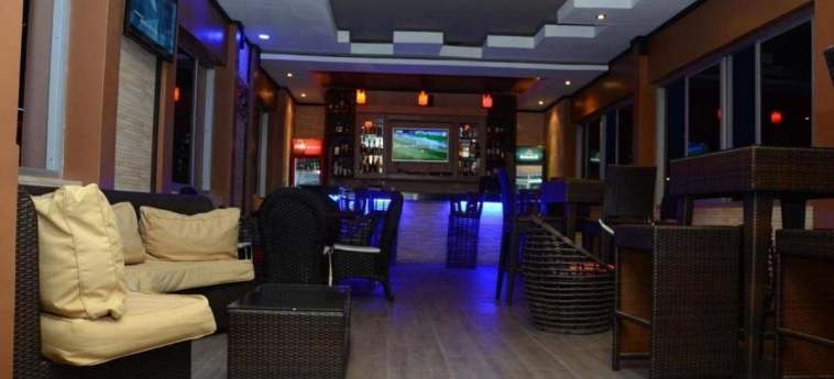 Grazia Apartments: Bar KIGALI