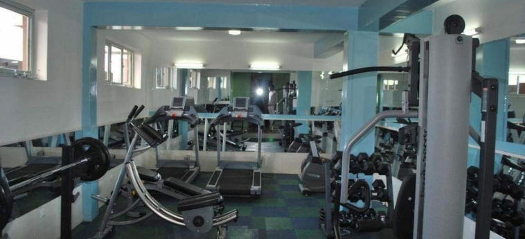 Grazia Apartments: Palestra KIGALI