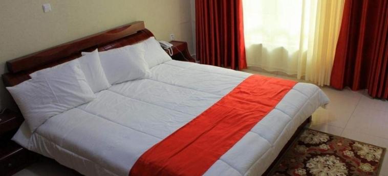 Grazia Apartments: Doppelzimmer  KIGALI