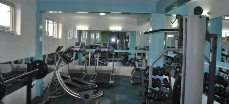 Grazia Apartments: Gym KIGALI