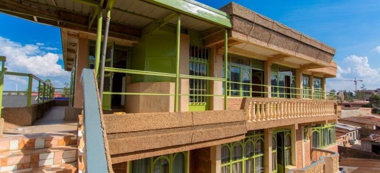 Hotel Heart Land: Außen KIGALI