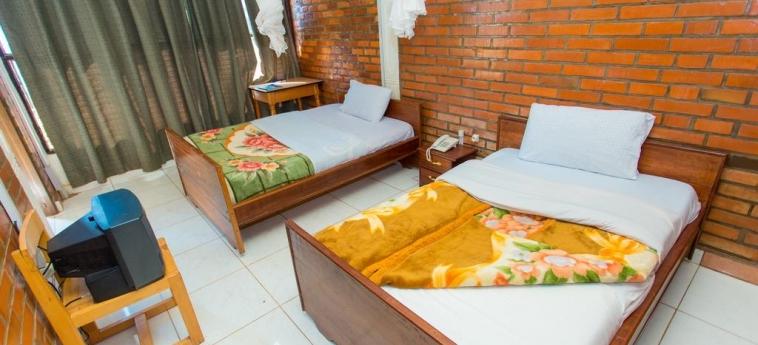 Hotel Heart Land: Gastzimmer Blick KIGALI