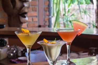 Heaven Restaurant & Boutique Hotel: Hotelbar KIGALI