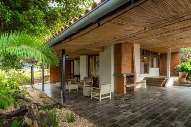 Heaven Restaurant & Boutique Hotel: Blick vom Hotel KIGALI
