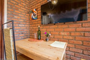 Heaven Restaurant & Boutique Hotel: In-Zimmer Abendessen KIGALI