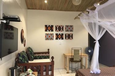 Heaven Restaurant & Boutique Hotel: In-Zimmer Dienste KIGALI