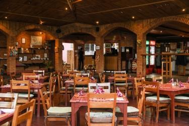 Heaven Restaurant & Boutique Hotel: Restaurant KIGALI