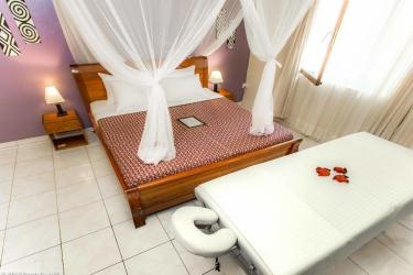 Heaven Restaurant & Boutique Hotel: Ruheraum KIGALI