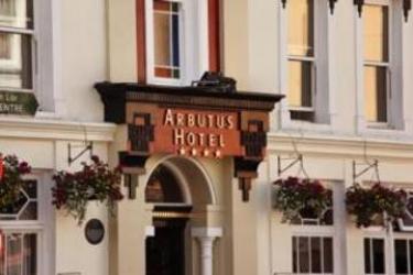Hotel Arbutus: Position de l'Hotel KILLARNEY