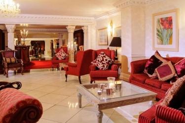 Muckross Park Hotel & Spa: Lobby KILLARNEY