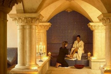 Muckross Park Hotel & Spa: Spa KILLARNEY