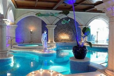 Muckross Park Hotel & Spa: Swimming Pool KILLARNEY