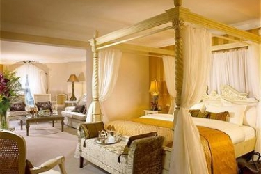Muckross Park Hotel & Spa: Zimmer Suite KILLARNEY