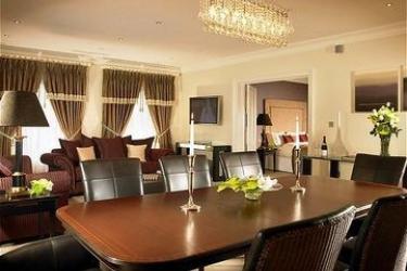 Muckross Park Hotel & Spa: Suite Room KILLARNEY
