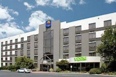 Hotel Comfort Inn Valley Forge: Außen KING OF PRUSSIA (PA)