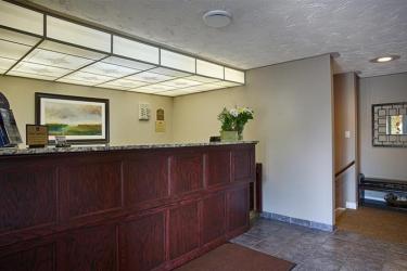 Hotel Best Western Aurora Inn: Lobby KINGSTON - ONTARIO