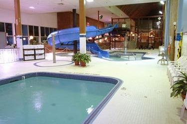 Hotel Ambassador Conference Resort Kingston: Innenschwimmbad KINGSTON - ONTARIO