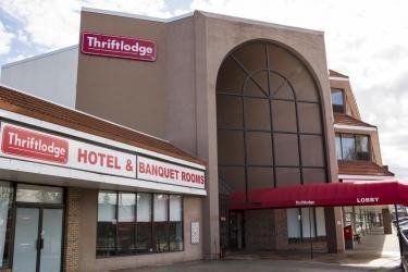 Hotel Thriftlodge Kingston: Esterno KINGSTON - ONTARIO
