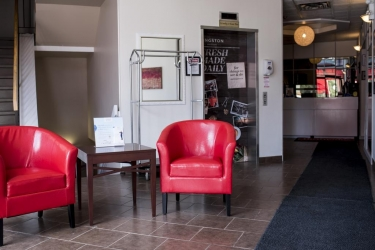 Hotel Thriftlodge Kingston: Lobby KINGSTON - ONTARIO