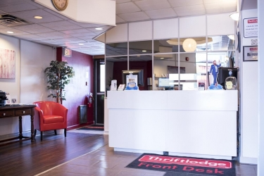Hotel Thriftlodge Kingston: Reception KINGSTON - ONTARIO