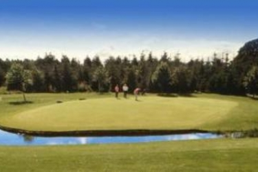 Green Hotel Golf & Leisure Resort: Campo de Golf KINROSS