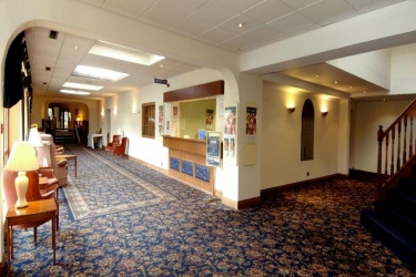 Hotel Windlestrae: Lobby KINROSS